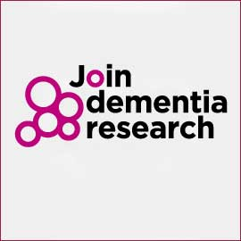 Join Dementia Research logo
